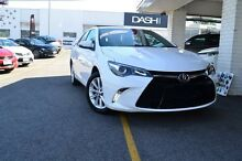 2015 Toyota Camry ASV50R Atara S Diamond White 6 Speed Sports Automatic Sedan Claremont Nedlands Area Preview