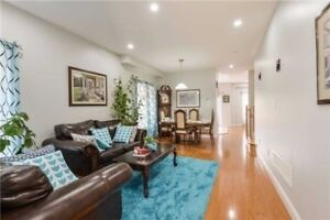 Gorgeous 4+1 B/R Semi With Finish Bsmt at Prime Location