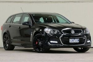 2016 Holden Commodore Black Sports Automatic Wagon Vermont Whitehorse Area Preview