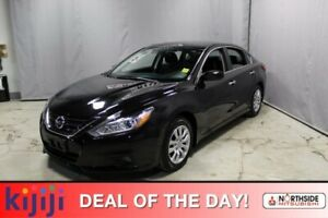 2017 Nissan Altima 2.5 S Bluetooth,  A/C,
