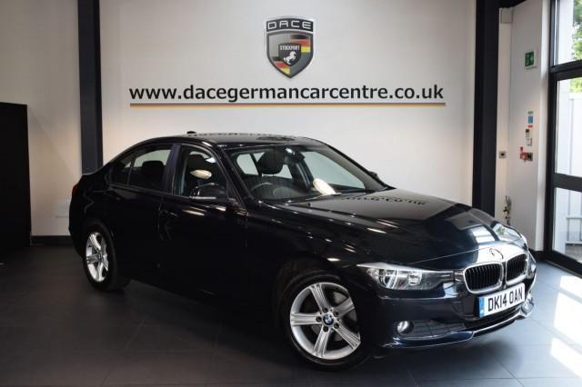 2014 14 BMW 3 SERIES 2.0 320D SE 4DR 184 BHP DIESEL