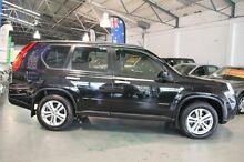 2012 Nissan X-Trail T31 MY11 ST (FWD) Black Continuous Variable Wagon Victoria Park Victoria Park Area Preview