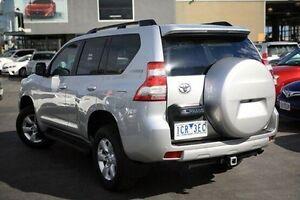 2014 Toyota Landcruiser Prado Silver Sports Automatic Wagon Frankston Frankston Area Preview