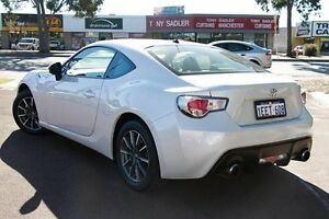 2013 Toyota 86 ZN6 GT White 6 Speed Manual Coupe Cannington Canning Area Preview