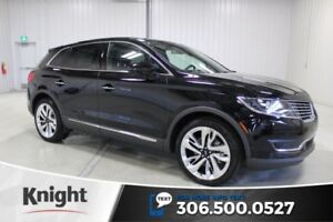 2018 Lincoln MKX Reserve