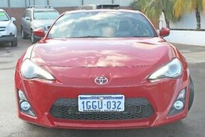 2013 Toyota 86 Red Manual Coupe Wangara Wanneroo Area Preview