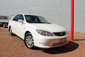 2005 Toyota Camry ACV36R Altise Diamond White 4 Speed Automatic Sedan The Gardens Darwin City Preview