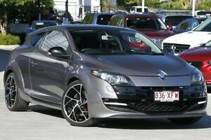 2012 Renault Megane III D95 R.S. 265 Cup Grey 6 Speed Manual Coupe Toowong Brisbane North West Preview