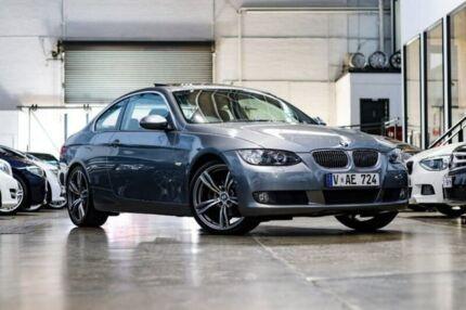 2008 BMW 325i Grey Sports Automatic Coupe Port Melbourne Port Phillip Preview
