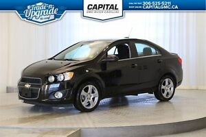 2016 Chevrolet Sonic LT*Remote Start - Heated Seats - Back Up Ca
