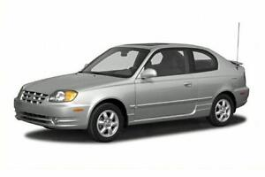 2005 Hyundai Accent for Parts