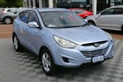 2011 Hyundai ix35 LM MY12 Active Blue 6 Speed Sports Automatic Wagon Alfred Cove Melville Area Preview