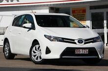 2014 Toyota Corolla ZRE182R Ascent S-CVT Glacier 7 Speed Constant Variable Hatchback Woolloongabba Brisbane South West Preview