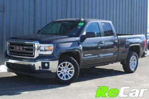 2015 GMC Sierra 1500 SLE 4X4 | 5.3L | HEATED LEATHER | BACK U...