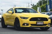 2017 Ford Mustang FM MY17 GT Fastback Triple Yellow 6 Speed Manual Fastback Yeerongpilly Brisbane South West Preview