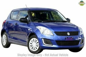 2014 Suzuki Swift FZ MY14 GL 4 Speed Automatic Hatchback Australia Australia Preview