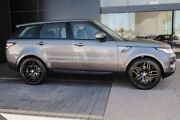 2013 Land Rover Range Rover Sport L494 MY14.5 SDV6 CommandShift HSE Grey 8 Speed Sports Automatic Wangara Wanneroo Area Preview