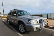 2005 Subaru Forester 79V MY05 XT AWD Silver 4 Speed Automatic Wagon Hove Holdfast Bay Preview
