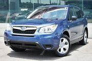 2013 Subaru Forester S4 MY13 2.5i Lineartronic AWD Blue 6 Speed Constant Variable Wagon Cardiff Lake Macquarie Area Preview