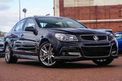 2014 Holden Commodore VF MY14 SS V Redline Black 6 Speed Auto Seq Sportshift Sedan Fremantle Fremantle Area Preview
