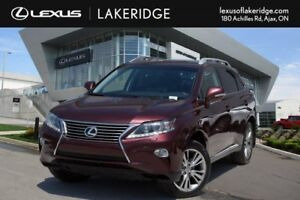 2014 Lexus RX 350 Touring, Leather / Roof /  Navigation