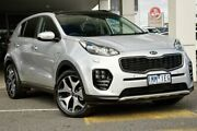 2017 Kia Sportage QL MY17 GT-Line AWD Sparkling Silver 6 Speed Sports Automatic Wagon Mornington Mornington Peninsula Preview