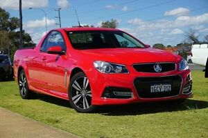 2015 Holden Ute VF MY15 Red Hot 6 Speed Sports Automatic Utility Wangara Wanneroo Area Preview