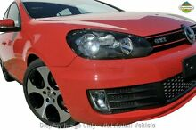 2011 Volkswagen Golf VI MY11 GTI DSG Red 6 Speed Sports Automatic Dual Clutch Hatchback Wangara Wanneroo Area Preview