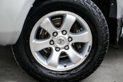 2008 Toyota Landcruiser Prado KDJ120R GXL Silver 5 Speed Automatic Wagon Thornlie Gosnells Area Preview