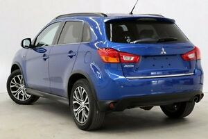 2015 Mitsubishi ASX XB MY15.5 LS 2WD Blue 6 Speed Constant Variable Wagon Seven Hills Blacktown Area Preview