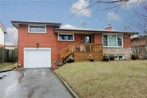 3 BEDROOM HOUSE FOR RENT IN WHITBY $1950