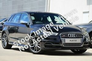 2014 Audi S3 8V MY14 Sportback S Tronic Quattro Black 6 Speed Sports Automatic Dual Clutch Hatchback Midvale Mundaring Area Preview
