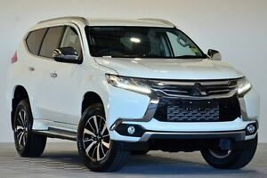 2016 Mitsubishi Pajero Sport QE GLS (4x4) White 8 Speed Automatic Wagon Coopers Plains Brisbane South West Preview