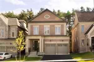 Newly built, gorgeous 5 bedroom house for lease. Vaughan.
