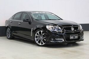 2014 Holden Commodore VF SS-V Black 6 Speed Automatic Sedan Bentley Canning Area Preview