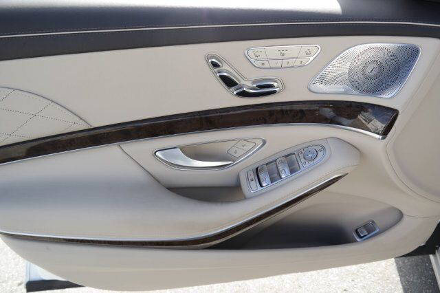Image 4 Voiture American used Mercedes-Benz S-Class 2017
