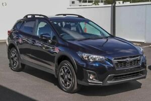 2017 Subaru XV G5X MY18 2.0i Premium Lineartronic AWD Blue 7 Speed Constant Variable Wagon