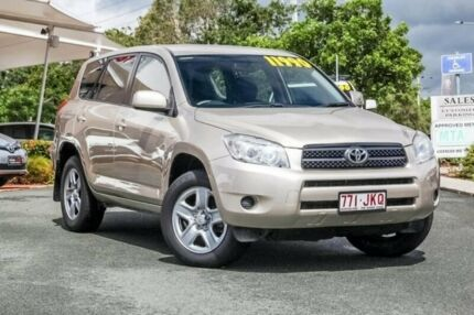 2006 Toyota RAV4 ACA33R CV Gold 5 Speed Manual Wagon Noosaville Noosa Area Preview