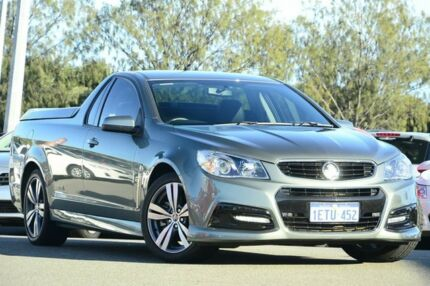 2013 Holden Ute VF MY14 SS Ute Prussian Steel 6 Speed Auto Seq Sportshift Utility Clarkson Wanneroo Area Preview