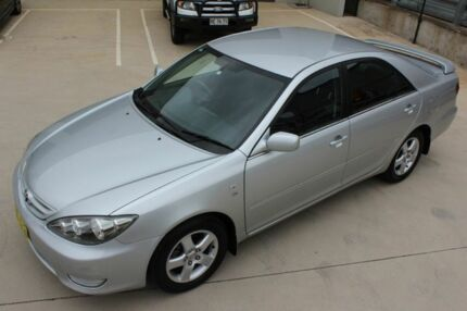 2005 Toyota Camry MCV36R MY06 Altise Sport Silver 4 Speed Automatic Sedan Mitchell Gungahlin Area Preview
