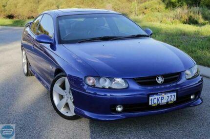 2004 Holden Monaro VZ CV8 Blue 6 Speed Manual Coupe Hillman Rockingham Area Preview