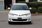 2013 Toyota Tarago ACR50R MY13 GLi White 7 Speed Constant Variable Wagon Acacia Ridge Brisbane South West Preview