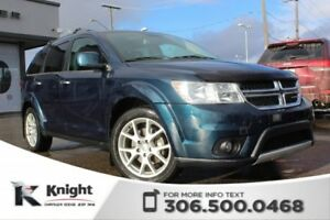 2013 Dodge Journey R/T - Heated Seats - Heated Steering Wheel -