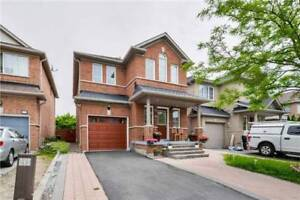 Fully Upgraded detached house for sale in Brampton!!