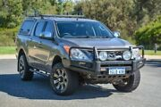 2013 Mazda BT-50 UP0YF1 XTR Gold 6 Speed Sports Automatic Utility Wilson Canning Area Preview