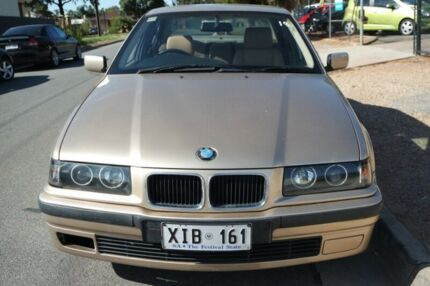 1994 BMW 320i Gold 5 Speed Automatic Sedan Salisbury Plain Salisbury Area Preview