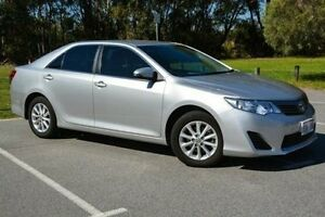 2015 Toyota Camry ASV50R Altise Silver 6 Speed Sports Automatic Sedan Wilson Canning Area Preview