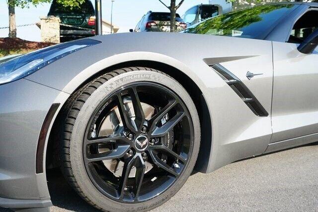 2015 Gray Chevrolet Corvette Stingray Z51 | C7 Corvette Photo 6
