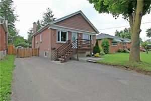 Gorgeous Upgraded Raised Bungalow On A Deep Mature Lot