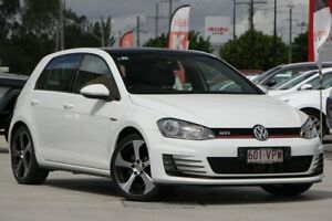 2014 Volkswagen Golf VII MY15 GTI DSG White 6 Speed Sports Automatic Dual Clutch Hatchback Brendale Pine Rivers Area Preview